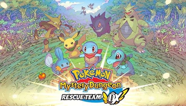 Achetez Pokémon Mystery Dungeon™: Rescue Team DX dans la Boutique Humble