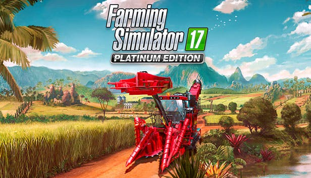 Buy Farming Simulator 17 - Platinum Edition from the Humble Store