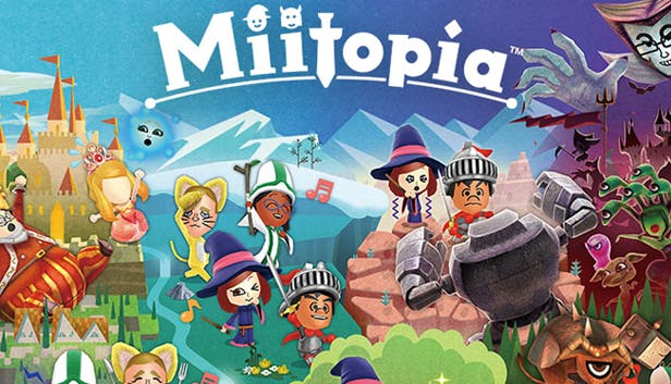 Buy Miitopia from the Humble Store