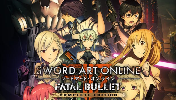 Buy SWORD ART ONLINE: Fatal Bullet Complete Edition from the Humble Store