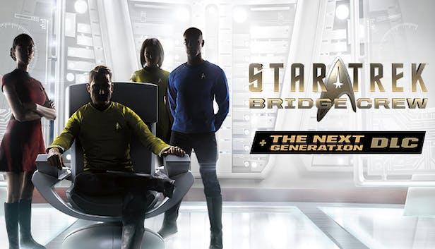 Buy Star Trek™: Bridge Crew + The Next Generation DLC from the Humble Store