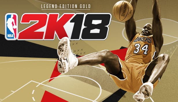 buy nba 2k18 legend edition gold from the humble store