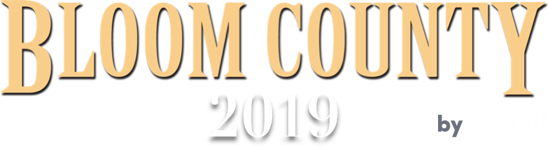 Humble Comics Bundle: Bloom County 2019 by IDW