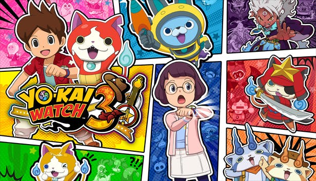 Buy Yo Kai Watch 3 From The Humble Store