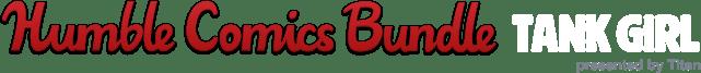 Humble Comics Bundle: Tank Girl presented by Titan