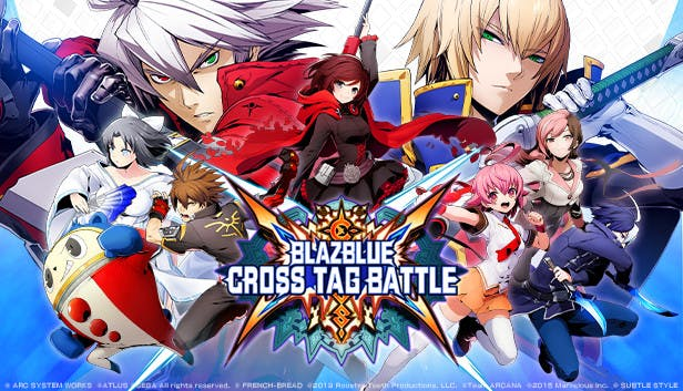Buy BlazBlue: Cross Tag Battle from the Humble Store