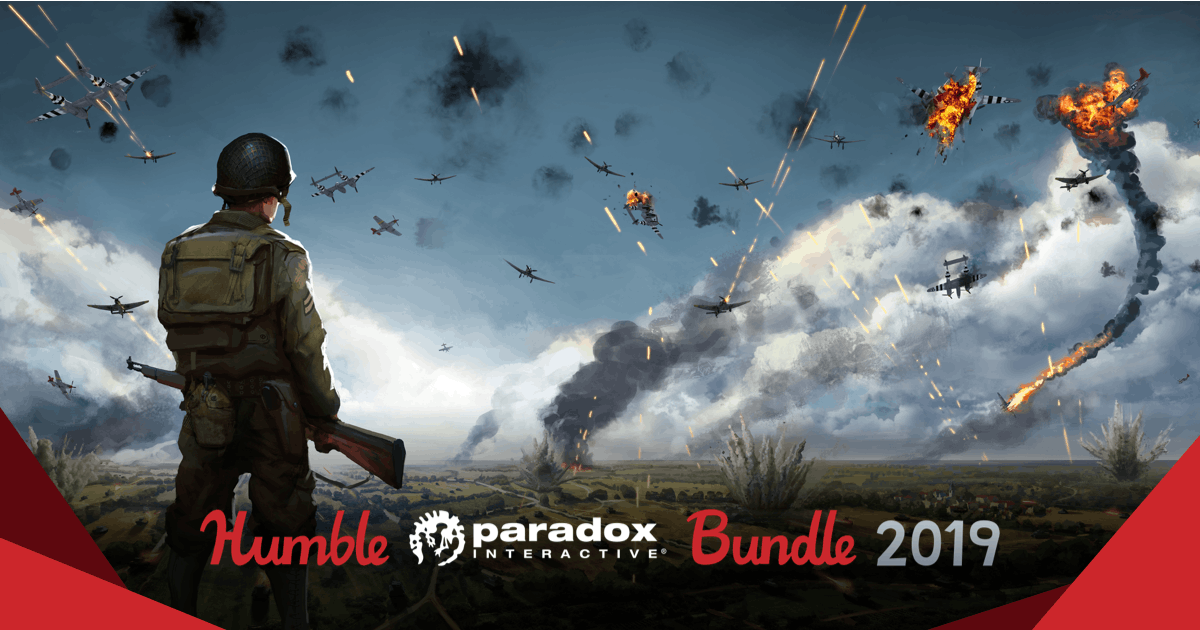 The Humble Paradox Bundle 2019