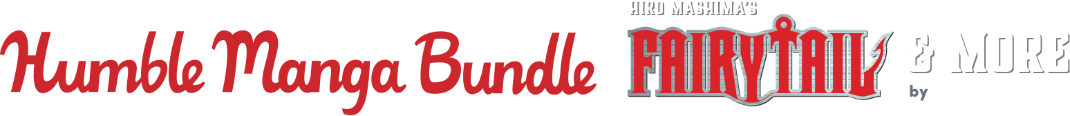 Humble Manga Bundle: Hiro Mashima's Fairy Tail & More by Kodansha