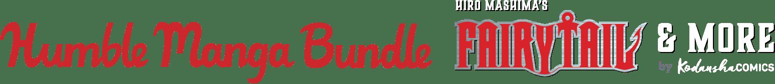 Humble Manga Bundle: Hiro Mashima's Fairy Tail & More by Kodansha