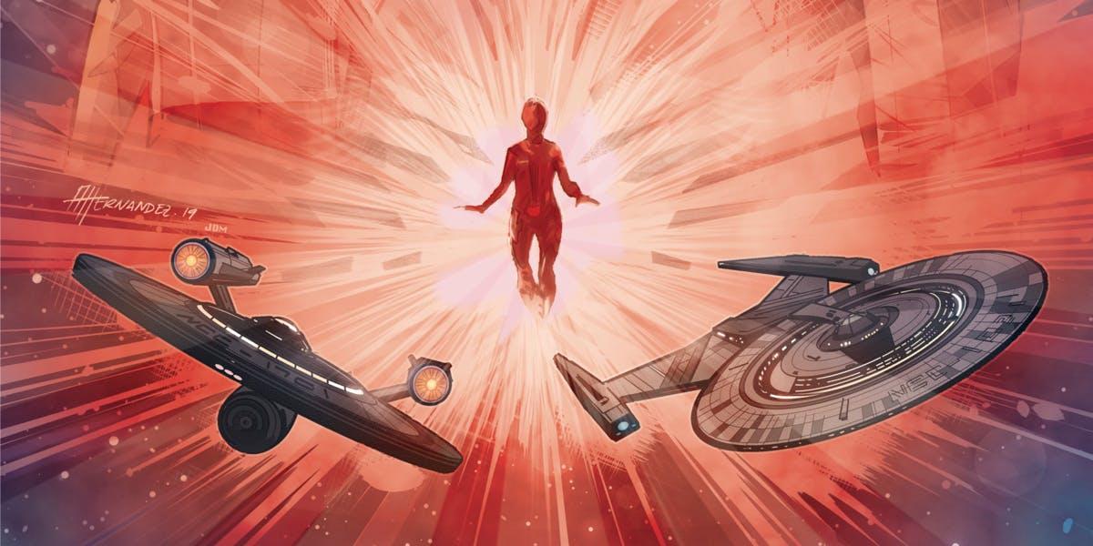 Get Star Trek: Year Five #1-8, Star Trek: Starfleet Academy and more!. Na HumbleBundle możesz wybrać jeden z kilku pakietów ebooków w języku angielskim. Czasem cena za najniższy pakiet to nawet 1 dolar. Oprócz tego możesz wesprzeć organizację charytatywną