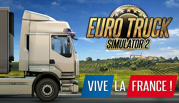 Buy Euro Truck Simulator 2 - Vive la France ! from the Humble Store