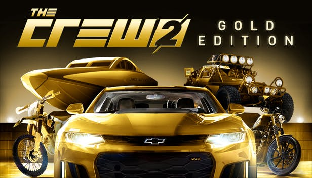 buy the crew 2 gold edition from the humble store. Black Bedroom Furniture Sets. Home Design Ideas