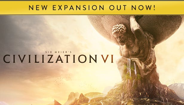 Buy Sid Meier's Civilization® VI from the Humble Store