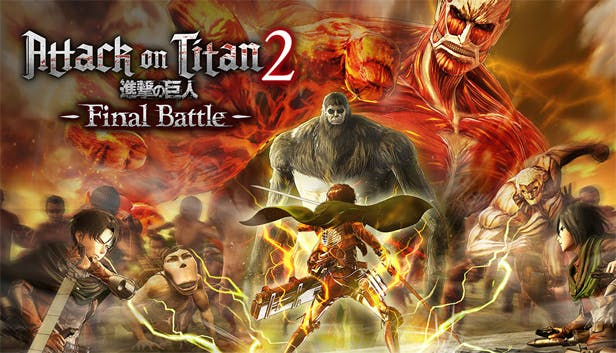 Attack on Titan 2: Final Battle with Bonus