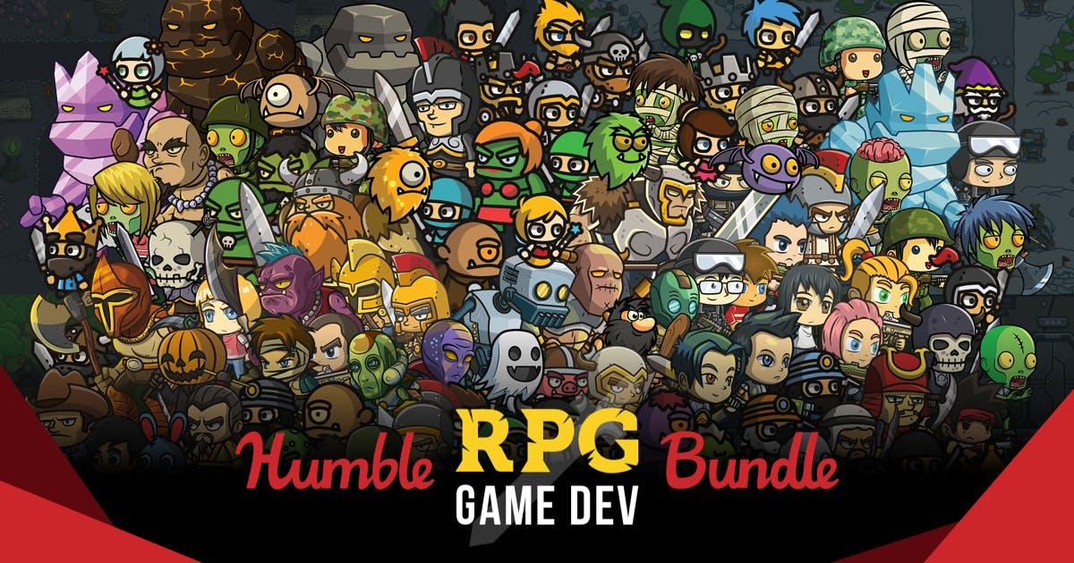 The Humble RPG Game Dev Bundle