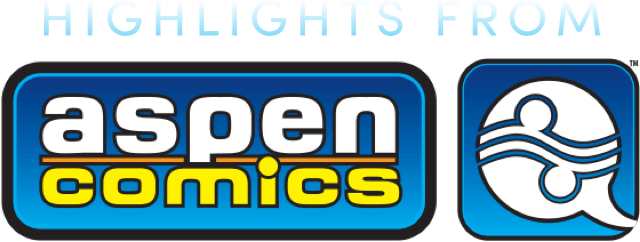 Humble Comics Bundle: Highlights from Aspen Comics