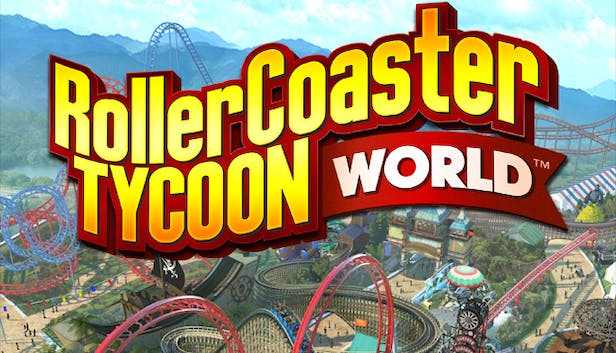 Buy RollerCoaster Tycoon World™ from the Humble Store