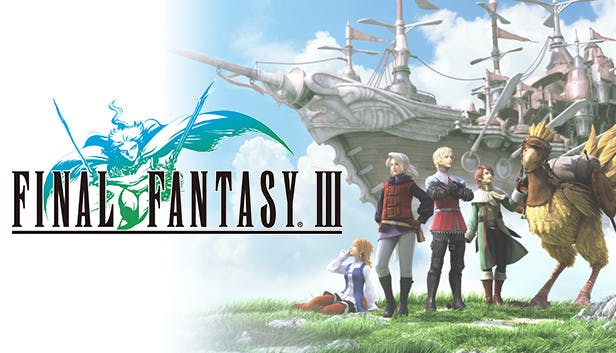 Buy FINAL FANTASY III from the Humble Store