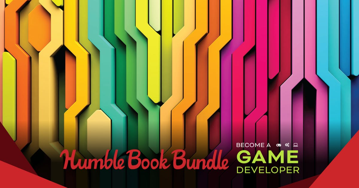 Humble Book Bundle: Become a Game Developer (pay what you