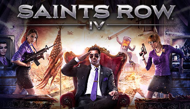 Buy Saints Row IV from the Humble Store