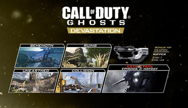 Buy Call of Duty®: Ghosts - Devastation from the Humble Store Call Of Duty Ghosts Maps Packs on
