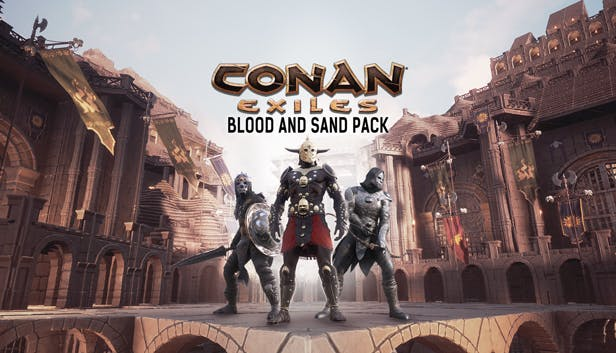 Buy Conan Exiles - Blood and Sand Pack from the Humble Store