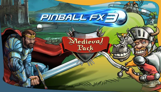 Buy Pinball FX3 - Medieval Pack from the Humble Store