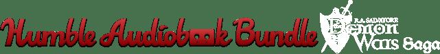 Humble Audiobook Bundle: R.A. Salvatore's The Demon Wars Saga