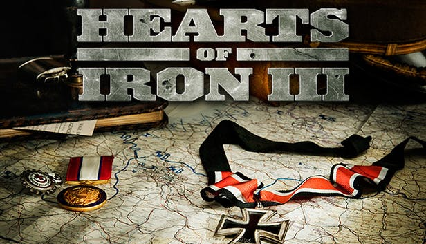 Buy Hearts of Iron III from the Humble Store