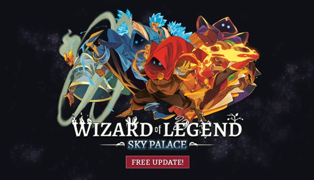 Buy Wizard of Legend from the Humble Store