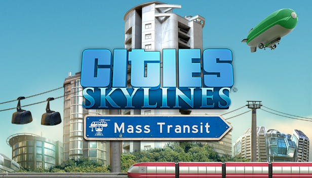 Buy Cities: Skylines - Mass Transit from the Humble Store