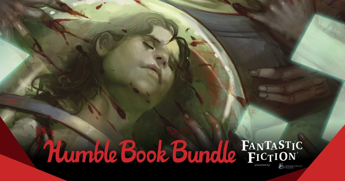 The Humble Book Bundle: Fantastic Fiction presented by