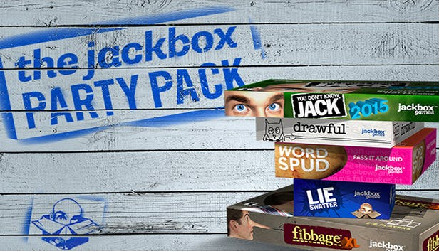 Buy The Jackbox Party Pack from the Humble Store and save 40%