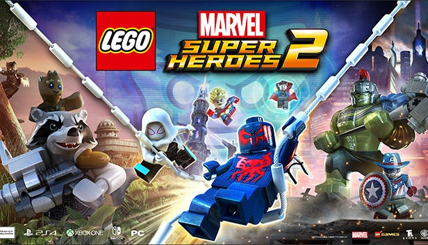 Buy LEGO® Marvel Super Heroes 2 from the Humble Store