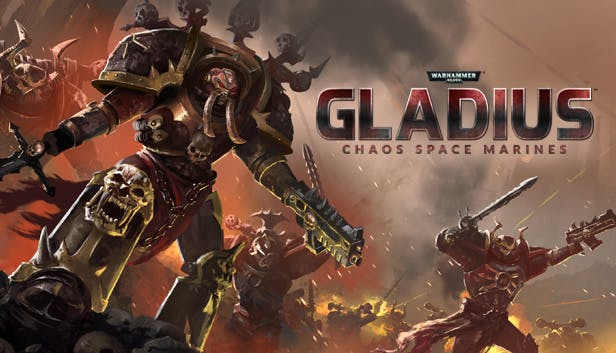 Buy Warhammer 40,000: Gladius - Chaos Space Marines from the Humble Store
