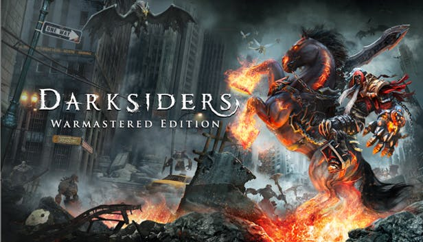 Buy Darksiders Warmastered Edition from the Humble Store and save 80%