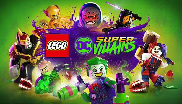 Image result for lego supervillains