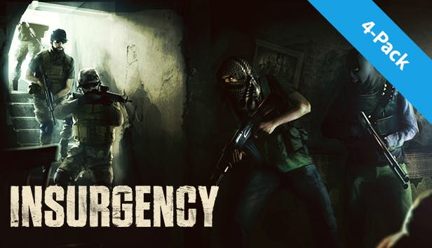 Buy Insurgency Four Pack from the Humble Store