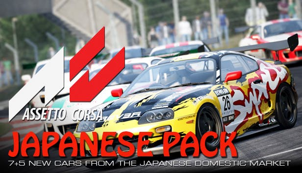 Buy Assetto corsa - Japanese Pack from the Humble Store