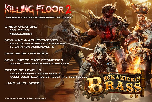 Floor 2 Halloween Items 2020 Killing Floor: Halloween Event Items For Killing Floor 2 Cant Sell