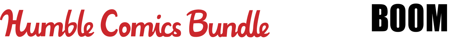 Humble Comic Bundle: The Best Year of BOOM! Studios